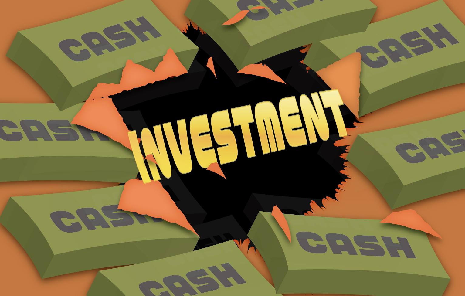 貯金にこだわりすぎると投資できなくなる