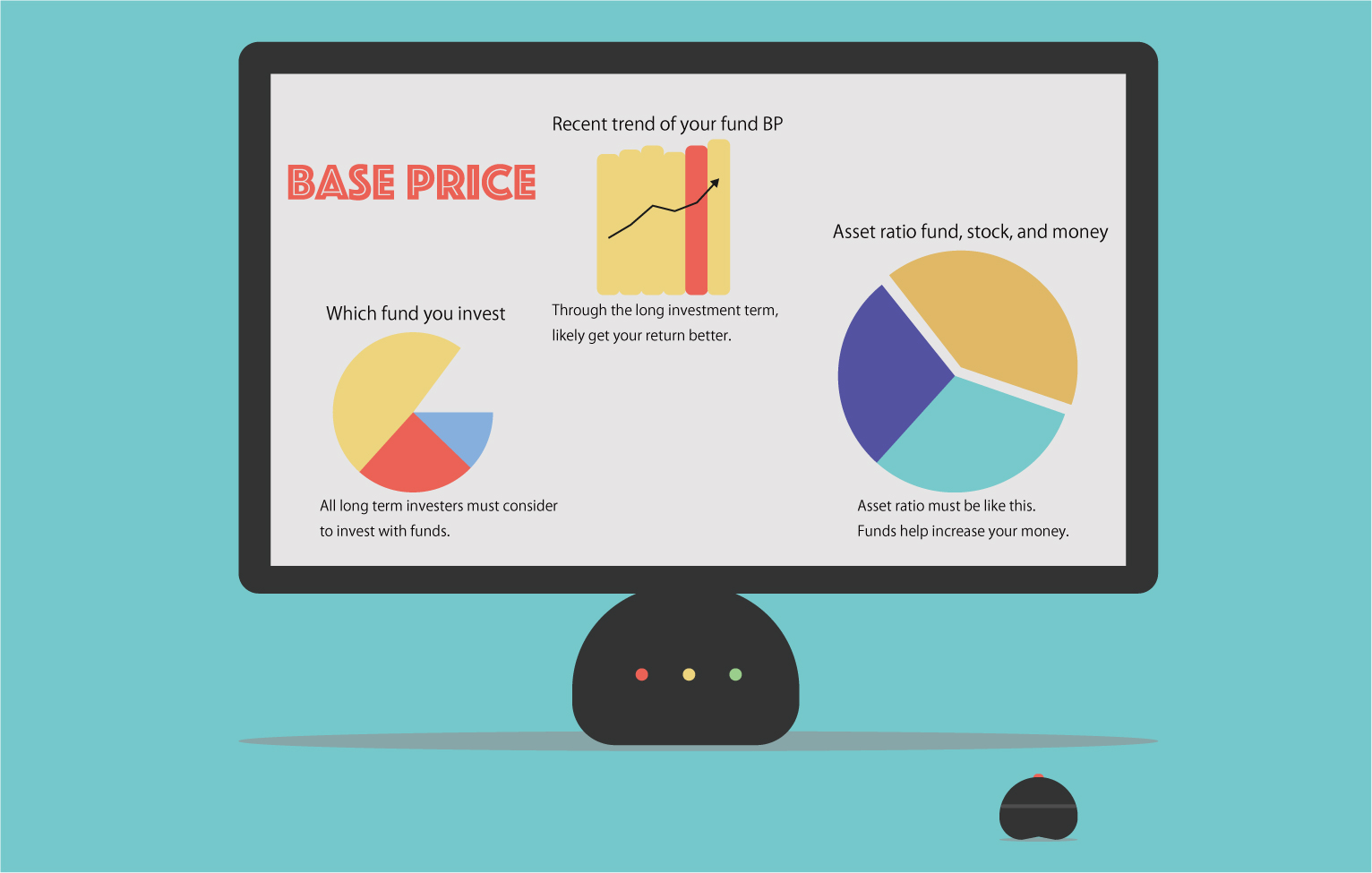 「基準価額とは?」iDeCo・確定拠出年金を始める前に知っておきたい「儲け」を出す仕組みを解説します。【投資信託】