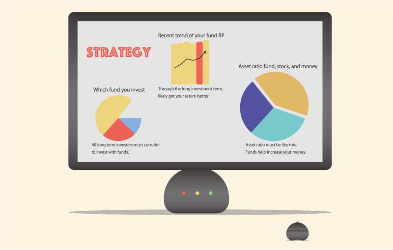 投資のスタンス(戦略)はお持ちですか?